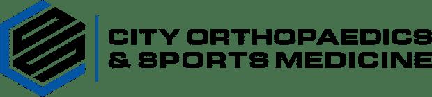 City Orthopaedics & Sports Medicine: Shoulder, Knee, & Hip Surgeon Logo